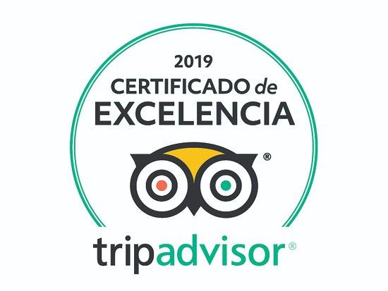 certificado-de-excelencia tripadvisor bogota colombia